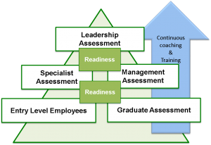 Psychometric Testing - Different Levels of Assessment